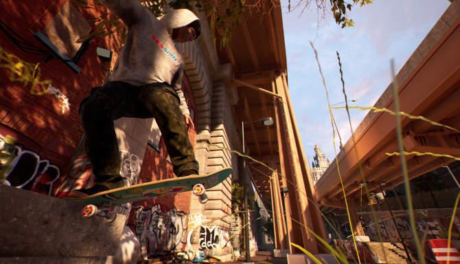 Session Skateboarding Sim Game cracked