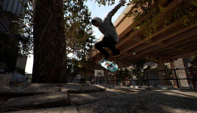 Session Skateboarding Sim Game for free
