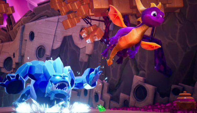 Spyro Reignited Trilogy cracked