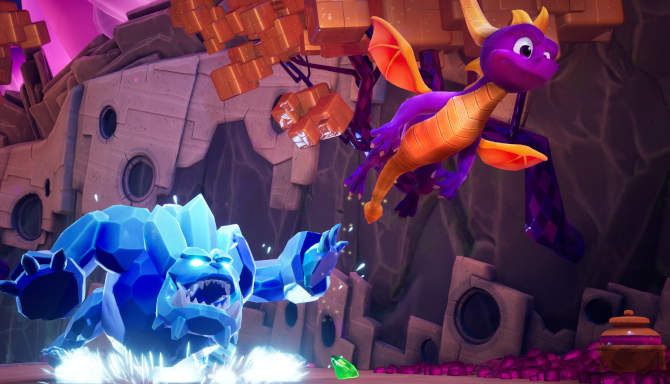 Spyro Reignited Trilogy cracked
