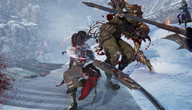CODE VEIN for free