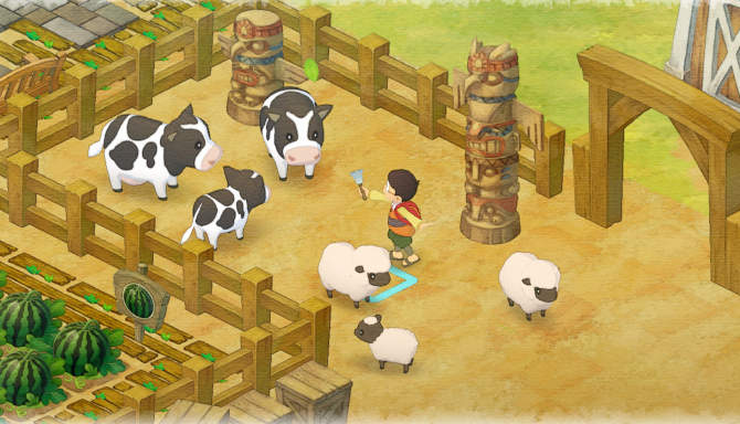 DORAEMON STORY OF SEASONS for free