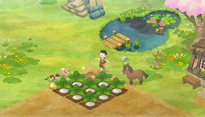 DORAEMON STORY OF SEASONS free download