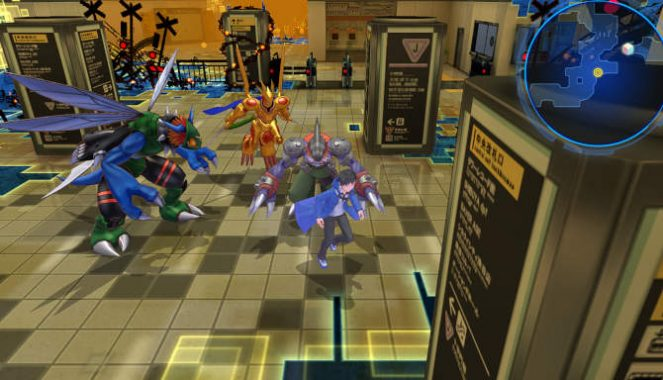 Digimon Story Cyber Sleuth Complete Edition cracked