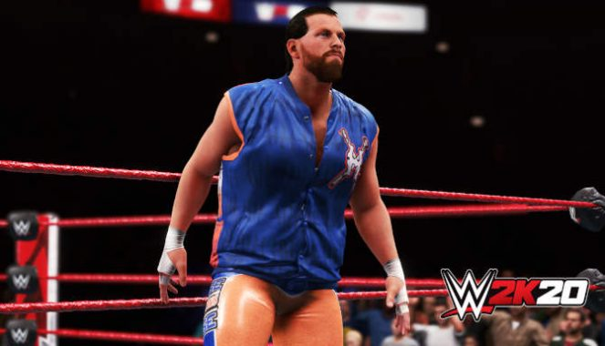 WWE 2K20 for free