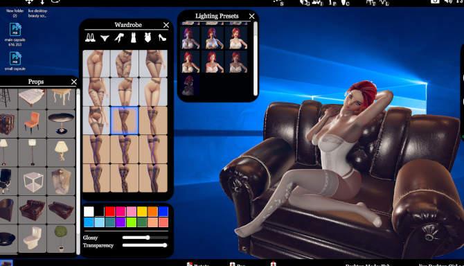 live Desktop Beauty free download