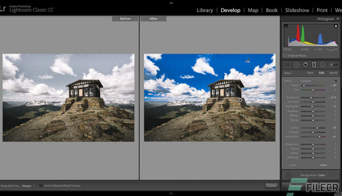 Adobe Lightroom Classic 2020 free download