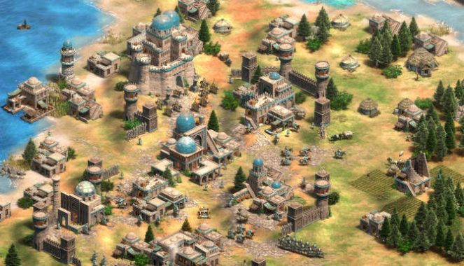 Age of Empires II Definitive Edition cracked