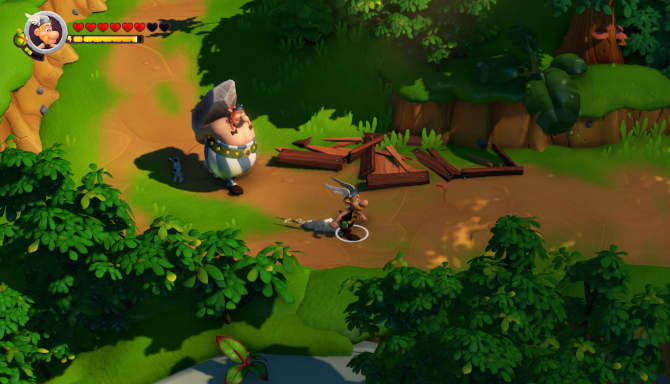 Asterix Obelix XXL 3 The Crystal Menhir free download