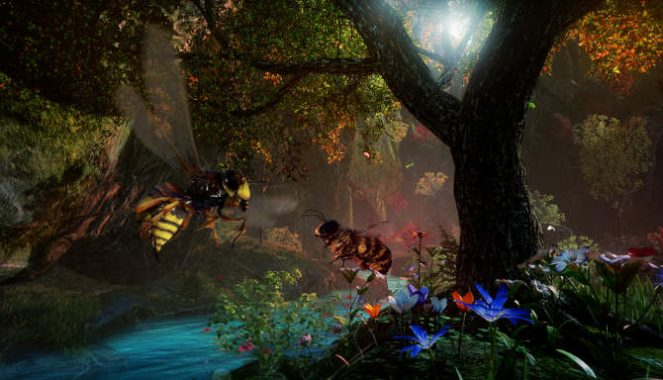 Bee Simulator for free