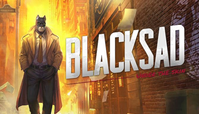 Blacksad Under the Skin