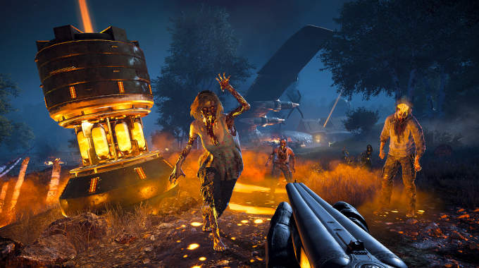 Far Cry 5 Dead Living Zombies cracked