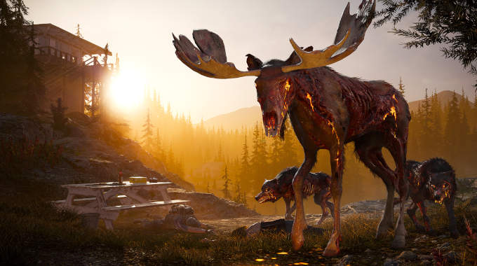 Far Cry 5 Dead Living Zombies for free
