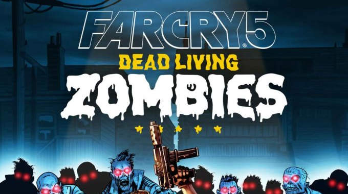 Far Cry 5 Dead Living Zombies free