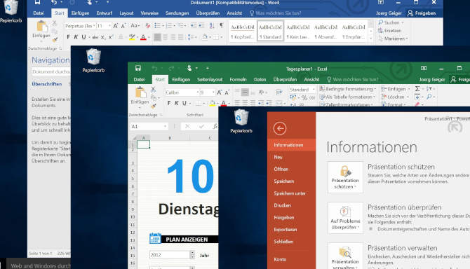 Microsoft Office 2016 cracked
