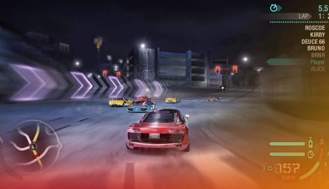 Need for Speed Carbon for free
