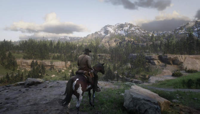 Red Dead Redemption 2 for free