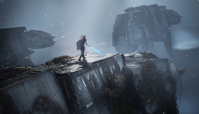 STAR WARS Jedi Fallen Order for free