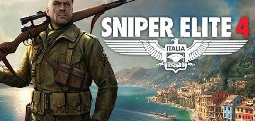 Sniper Elite 4 free