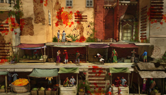 Assassin's Creed Chronicles India cracked