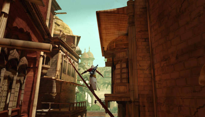 Assassin's Creed Chronicles India for free