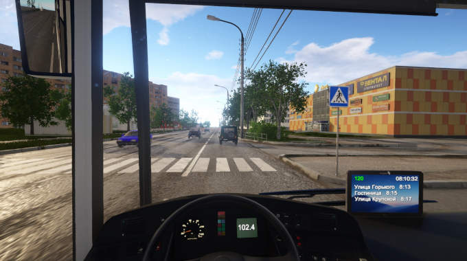 Bus Driver Simulator 2019 cracked