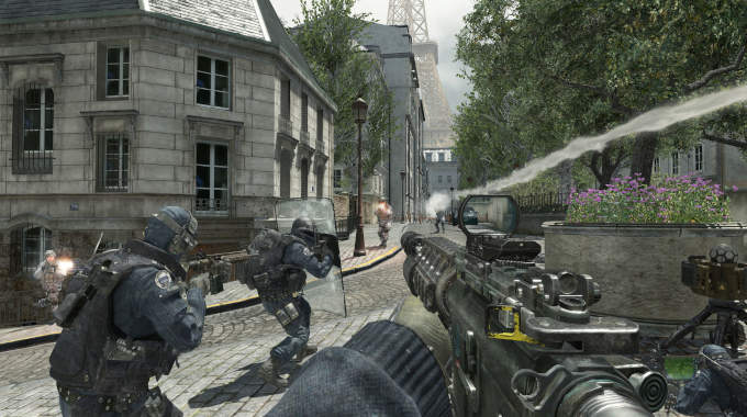 Call of Duty Modern Warfare 3 for free