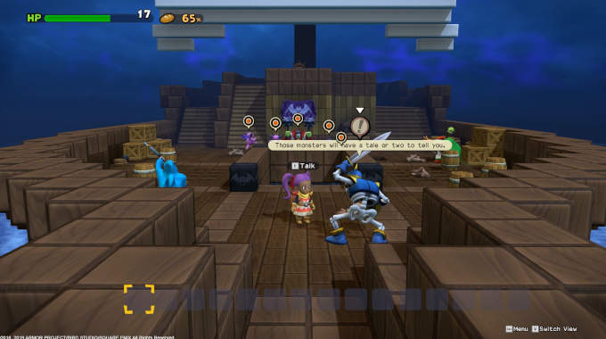 DRAGON QUEST BUILDERS 2 cracked