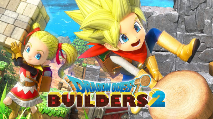 DRAGON QUEST BUILDERS 2 free