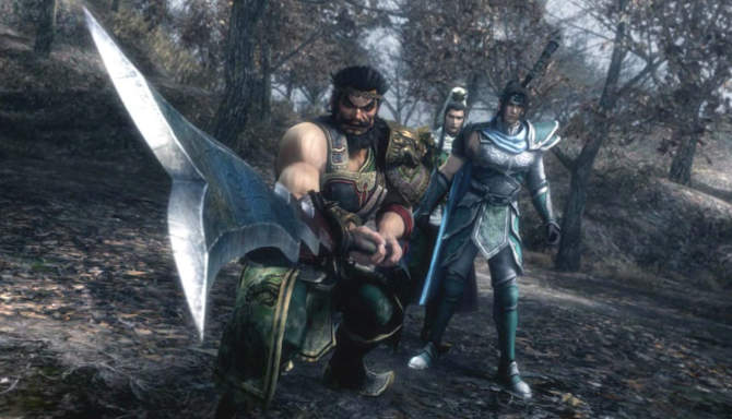 DYNASTY WARRIORS 7 Xtreme Legends Definitive Edition cracked