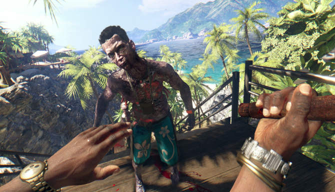 Dead Island Definitive Edition cracked