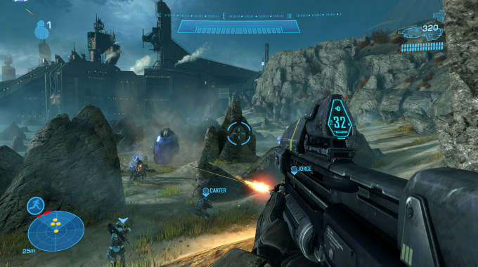 Halo The Master Chief Collection for free