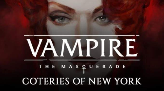 Vampire The Masquerade – Coteries of New York free