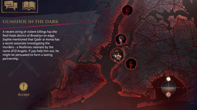 Vampire The Masquerade Coteries of New York cracked