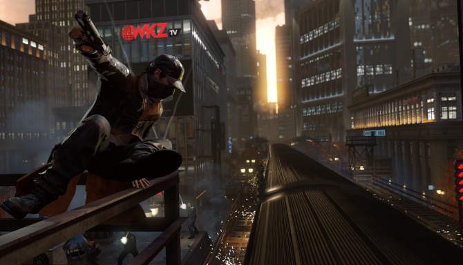 Watch Dogs cracked