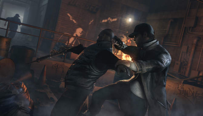 Watch Dogs for free