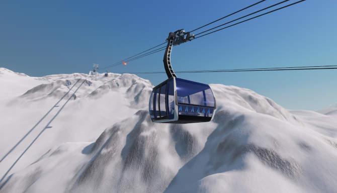 Winter Resort Simulator for free