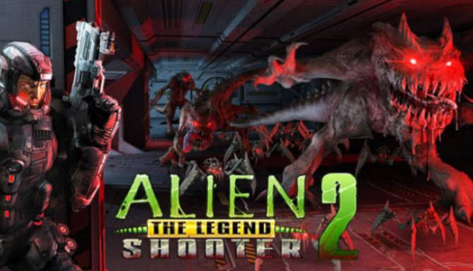 Alien Shooter 2 The Legend free