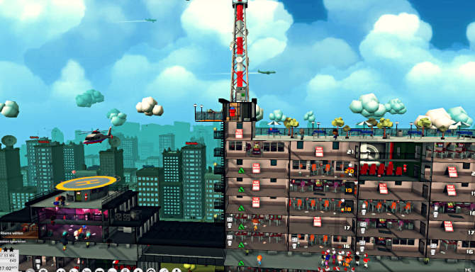 Mad Tower Tycoon for free