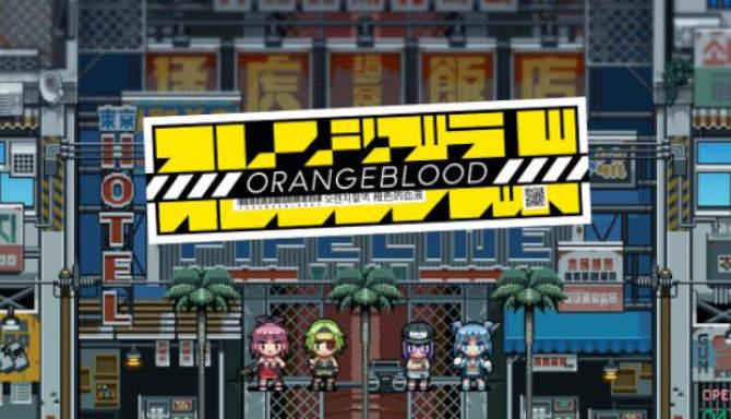 Orangeblood free