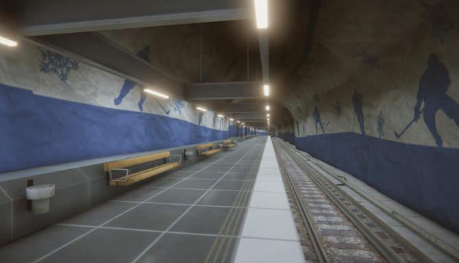 Subway Simulator for free