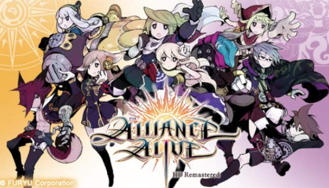 The Alliance Alive HD Remastered free