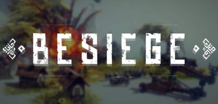 Besiege free