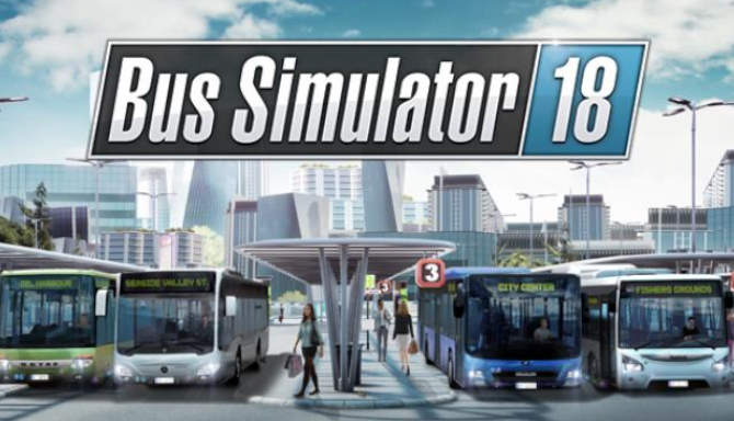 Bus Simulator 18 free