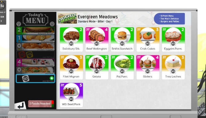 Cook Serve Delicious 3 free download