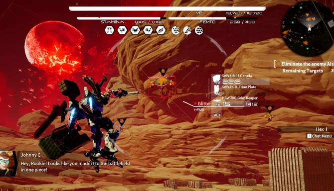 DAEMON X MACHINA cracked
