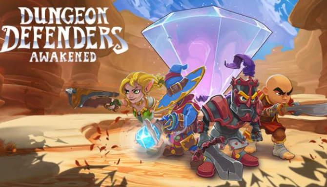 Dungeon Defenders Free Mac Download