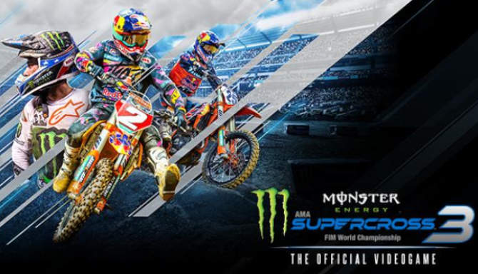 Monster Energy Supercross – The Official Videogame 3 free