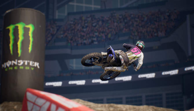 Monster Energy Supercross The Official Videogame 3 cracked