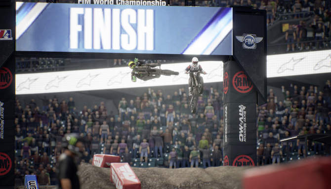 Monster Energy Supercross The Official Videogame 3 free download